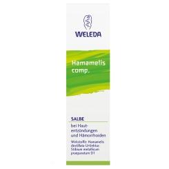 WELEDA Hamamelis Comp. Salbe