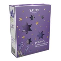 Weleda: Lavendel Entspannungsdusche & Entspannungs-Öl