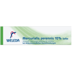 Weleda: Mercurialis perennis 10% Salbe