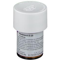 Weleda: Nontronit D20 Trituration
