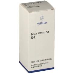Weleda: Nux Vomica D4