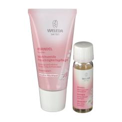 Weleda: Onpack Mandel Feuchtigkeitspflege und Gesichtsöl