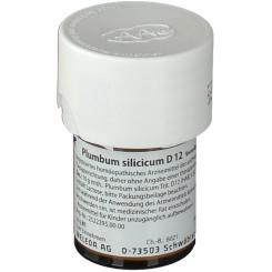 Weleda: Plumbum Silicum D12