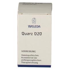 Weleda: Quarz D20