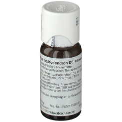 Weleda: Rhus Toxicodendron D6