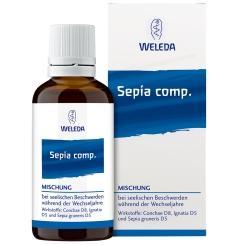 WELEDA Sepia comp. Mischung