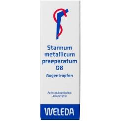 Weleda: Stannum Met. Praeparat. D 8