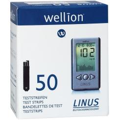 Wellion LINUS Blutzucker Teststreifen