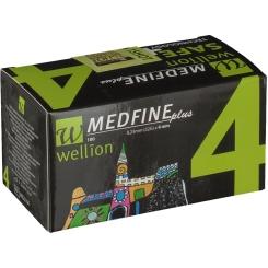 WELLION MEDFINE plus Pen-Nadeln 4 mm