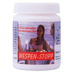Wespenstop Flasche