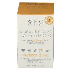WHC UnoCardio® 1000 + Vitamin D