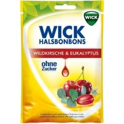 WICK Wildkirsche & Eukalyptus ohne Zucker