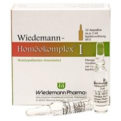Wiedemann-Homöokomplex I® Ampullen