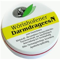 Wörishofener Darmdragees N