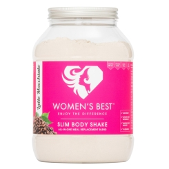 WOMEN'S BEST Slim Body Shake Latte Macchiato