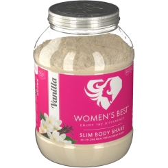 WOMEN'S BEST Slim Body Shake Vanille