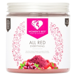 WOMEN'S BEST Superfood Smoothie All Red Everything