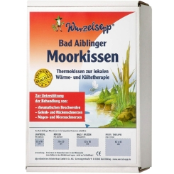 Wurzelsepp® Bad Aiblinger Moorkissen Universal 22 x 18 cm