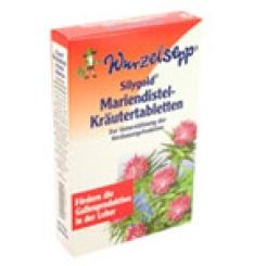 Wurzelsepp® Silygold Mariendistel-Kräutertabletten