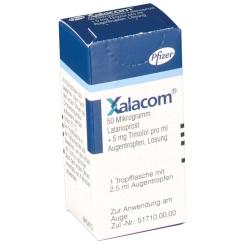 XALACOM Augentropfen