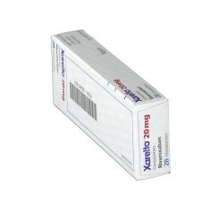 XARELTO 20 mg