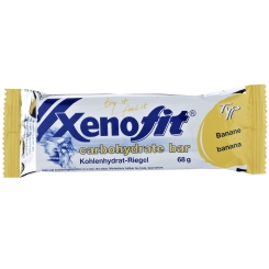 Xenofit® carbohydrate bar Banane