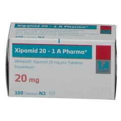 XIPAMID 20 1A Pharma