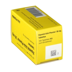 Xipamid 20 mg AAA Pharma Tabletten