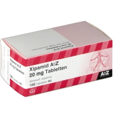 XIPAMID AbZ 20 mg Tabletten