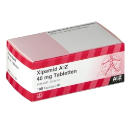 XIPAMID AbZ 40 mg Tabletten