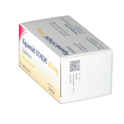 XIPAMID STADA 20 mg Tabletten