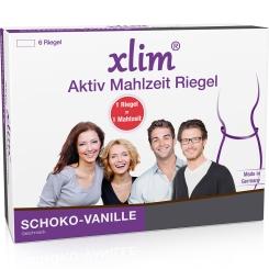 xlim® Aktiv Mahlzeit Riegel Schoko-Vanille