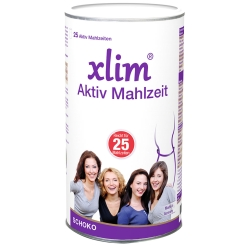 xlim® Aktiv Mahlzeit Schoko