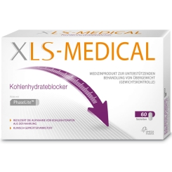 XLS-Medical Kohlenhydrateblocker