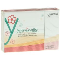 Yasminelle® 0,02mg/3mg Filmtabletten