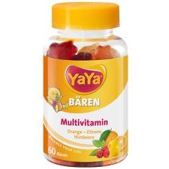 YaYabär Kinder Mulit-Vitamin Fruchtgummis