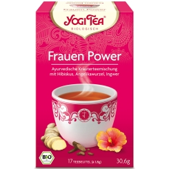 YOGI TEA® Frauen Power