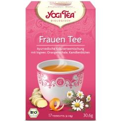YOGI TEA® Frauen Tee