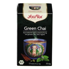 YOGI TEA® Green Chai