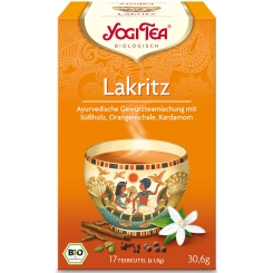 YOGI TEA® Lakritz
