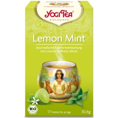 YOGI TEA® Lemon Mint Bio