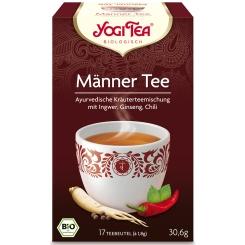 YOGI TEA® Männertee