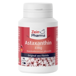 Zein Pharma® Astaxanthin 4 mg