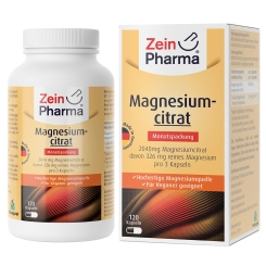 Zein Pharma® Magnesium Citrat