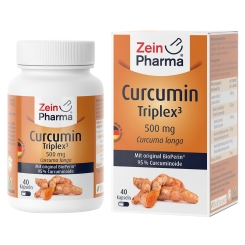 ZeinPharma® Curcumin Triplex 500 mg
