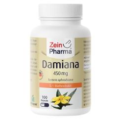 ZeinPharma® Damiana 450 mg