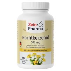 ZeinPharma® Nachtkerzenöl 500 mg