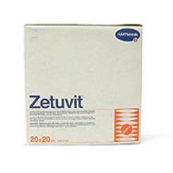 Zetuvit® Saugkompresse steril 20x20cm