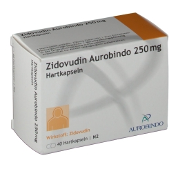 ZIDOVUDIN AUROBINDO 250MG