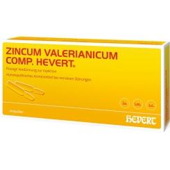 ZINCUM VALERIANICUM COMP. HEVERT® Ampullen